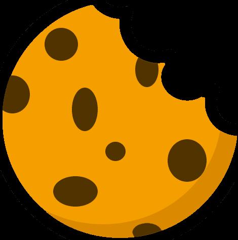 Eine Grafik eines chocolate chip cookies.