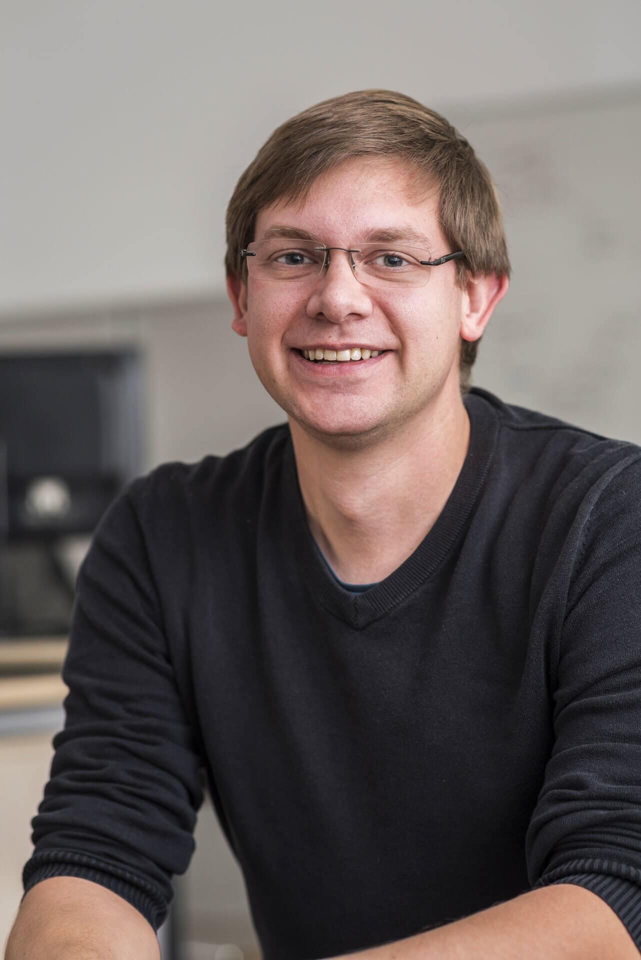 Portraitfoto von Andreas Nitsche
